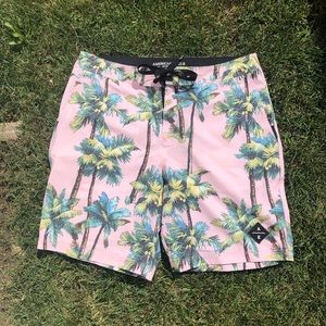 American Eagle Palm Tree Bathing Suit